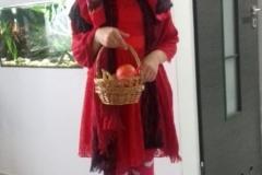 'Czerwony Kapturek' Gabriela kl. 4