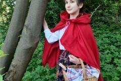 'Czerwony kapturek' Milena kl.5