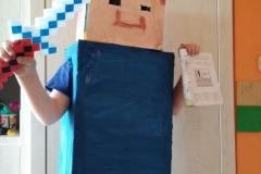 'Minecraft' Filip kl.4